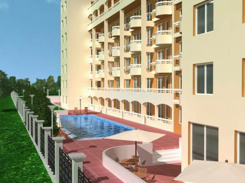 Недвижимость в Болгарии, Pomorie Beach Resort